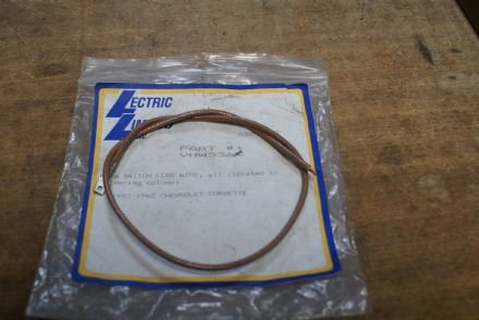 Horn Switch Lead Wire (located in Steering Column),VHW5362,New